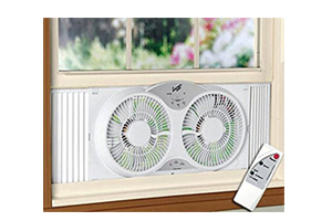 Best Double Window Fans