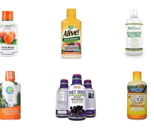Best Organic Liquid Multivitamin Review