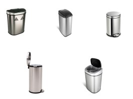 Best Stainless Steel Trash Can Reviews