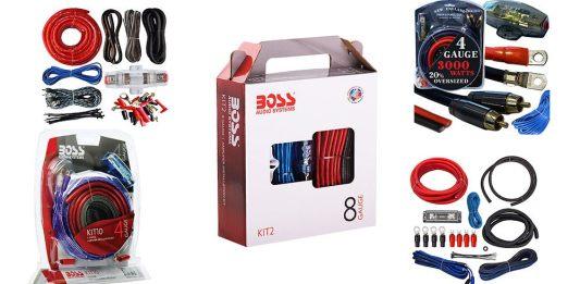 Best Car Amp Wiring Kit
