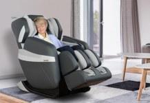 Best Full Body Zero Gravity Shiatsu Massage Chair