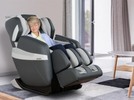 Best Full Body Zero Gravity Shiatsu Massage Chair