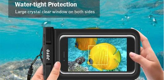 Best Waterproof Phone Pouch