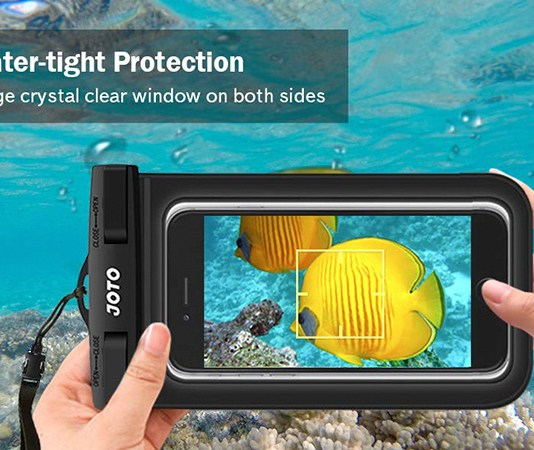 Best Waterproof Phone Pouch