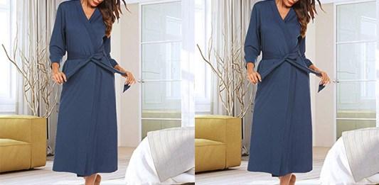 Best Long Bathrobe For Women