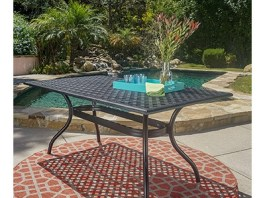 Best Aluminum Outdoor Dining Table