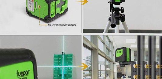 Best Outdoor Laser Levels