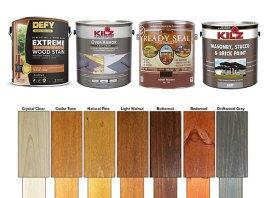 Best Wood Deck Paints
