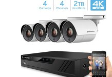 Best 4k Security Camera Systems
