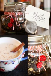 gift chai tea kit