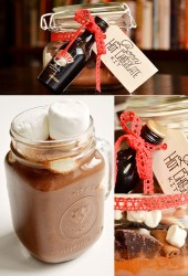 gift hot chocolate kit