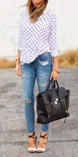 distressed plus polka