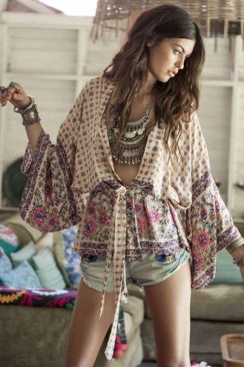 kimono chic