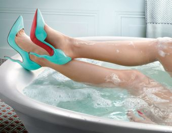louboutin spring collection
