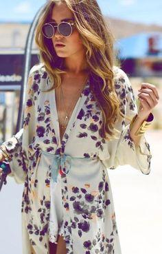 kimono round shades