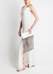 alia dress in white