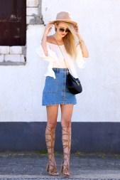 chloe bag - uterque shoes