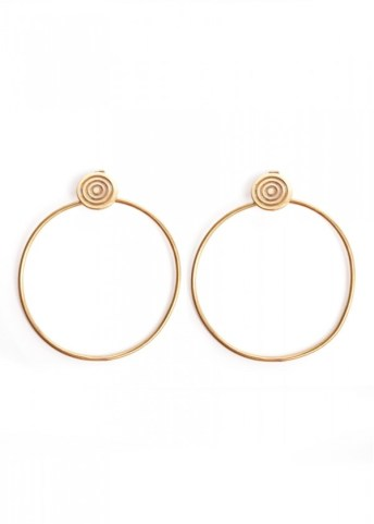 spira hoops earrings