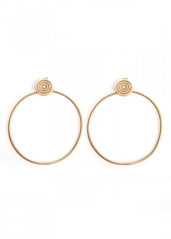 spira hoops earrings