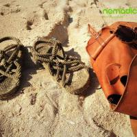 Eco-friendly handcrafted sandals