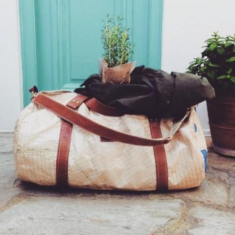 cassiopi duffel bag