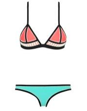 farrah summer seranade bikini triangl