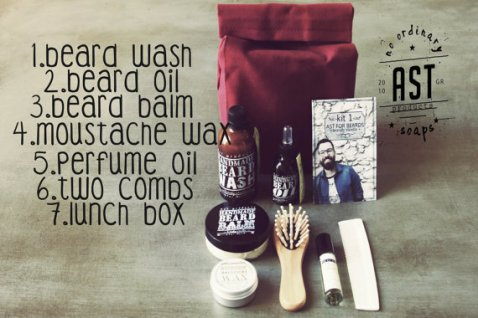 the beard kit