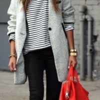 Street style for the fall