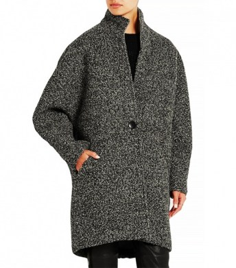 isabel marant daryl oversized ncoat 1060$