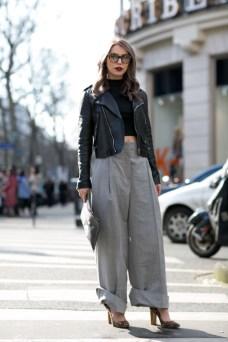 wide range pants