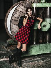 PLAID DRESS PARANOIA