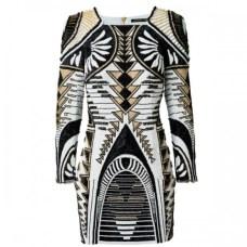 sequence dress 449