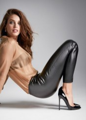 leather-ish calzedonia