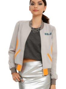 bomber jacket style