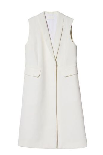 conscious exclusive lyocell blend vest