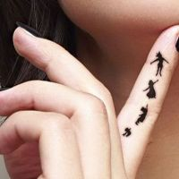 Chic, tiny and significant tattoos