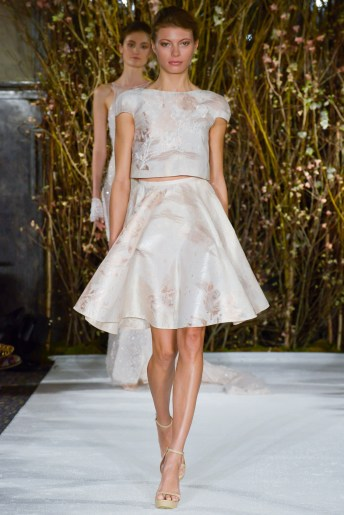 Mira Zwillinger, Bridal Spring 2017, New York, April 15 2016