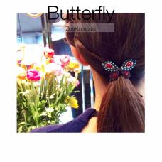 butterfly hair accessory