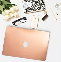 rose gold mac