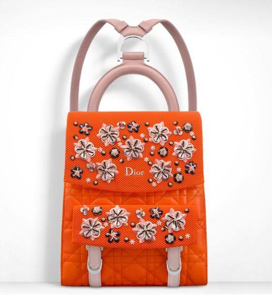 backpacks dior