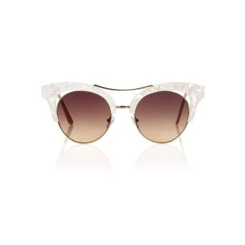 extreme clubmaster sunglasses top shop