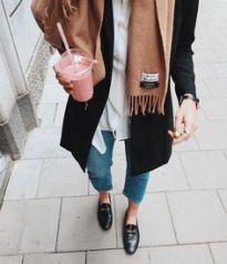 minimalistic fall trend