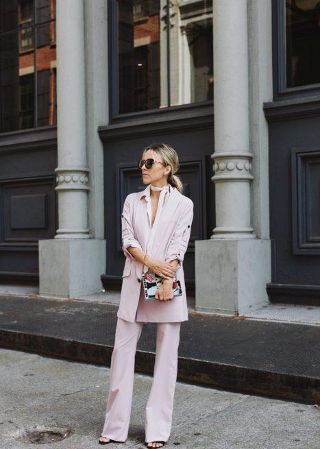 pink costume