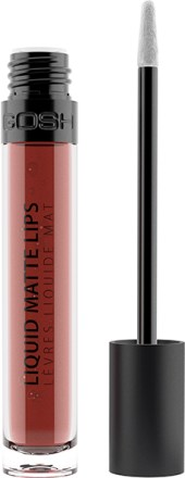 Liquid Matte Lips N07 open