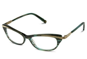 Mulberry-Cat-Eye-eyeglasses-in-teal