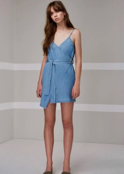 the fifth label blue eyes dress
