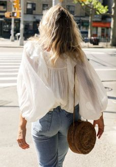 70s roundie bag