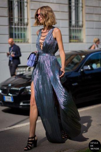 fashion idea metallic