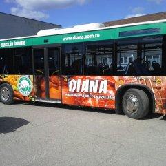 colantare autobuz