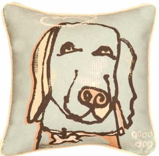 Accent Pillows - Good Dog Pillow